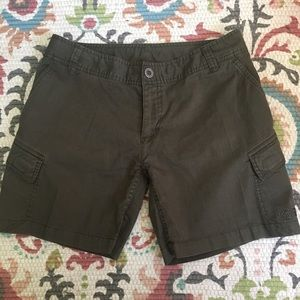 North Face women's shorts